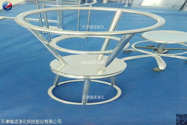 RJ-不锈钢凳-07